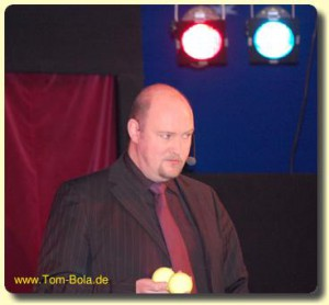 Comedy-jongleur-bühne
